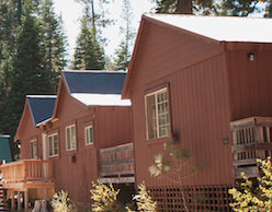 View the Cabins